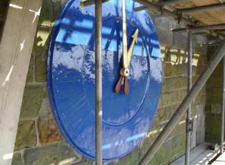 Halton Holgate Dial Restoration