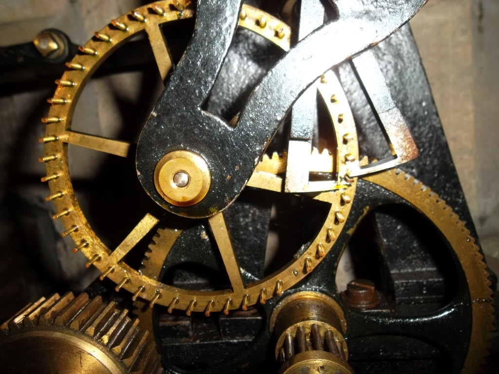 Clock repairs from TIme assured