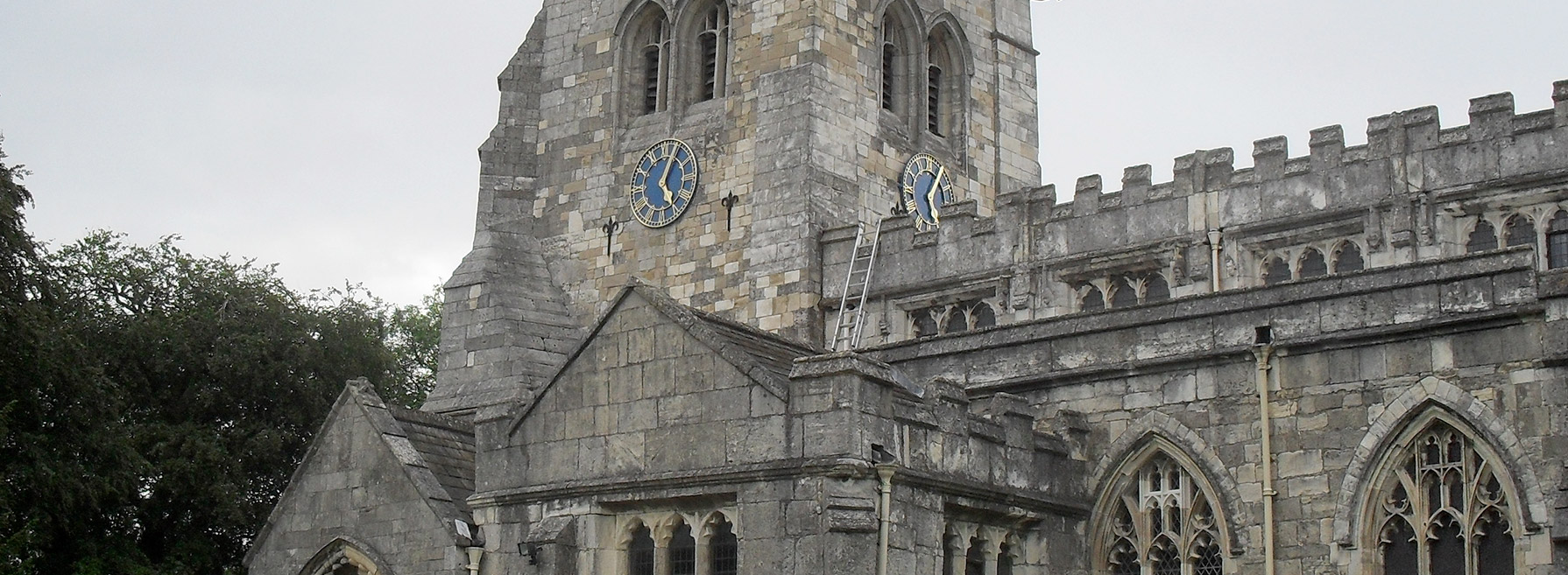 Time Assured Church Clock Restoration Building A Synchronous