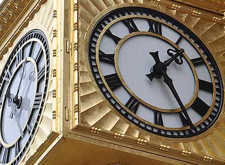 Public Clock Restoration
