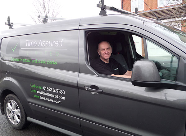 The new Time Assured Van