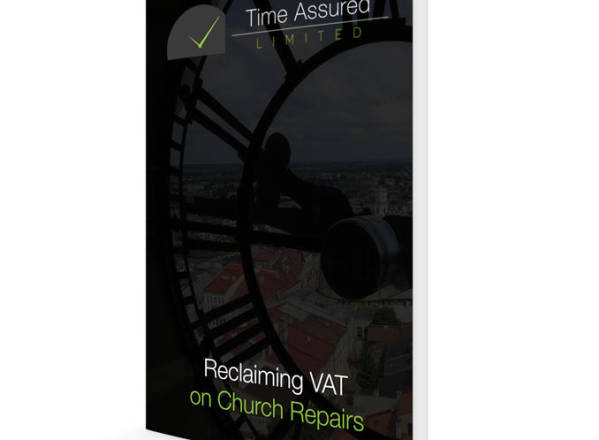 PDF Guide on reclaiming vat on church repairs